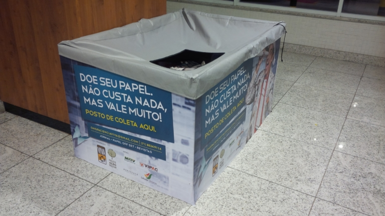 Ação Reciclar