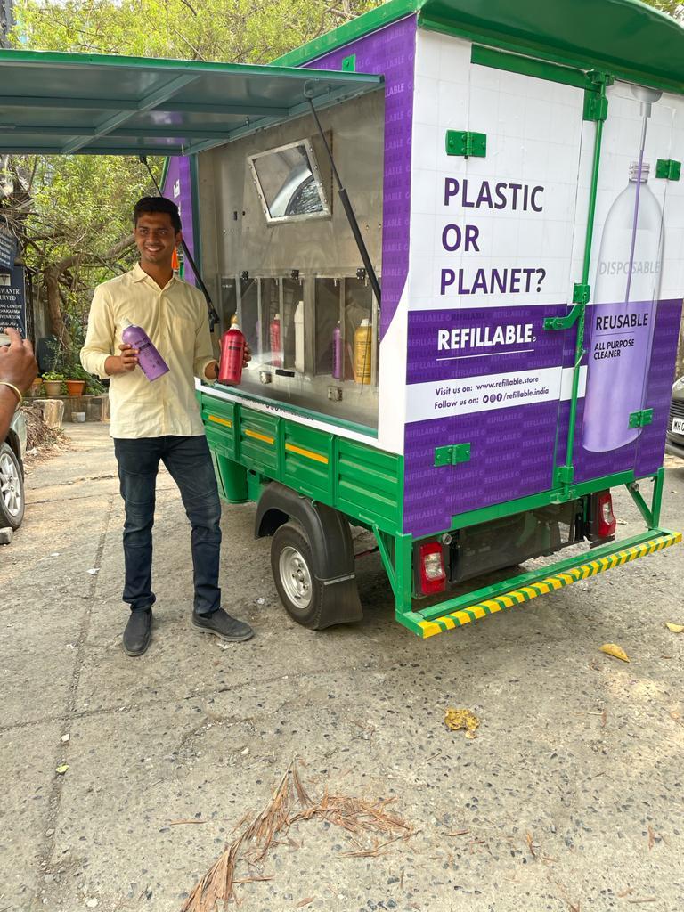 Refillable – Zero Waste Refill