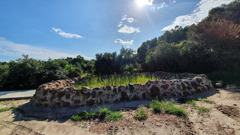 Wastewater to Green Parks