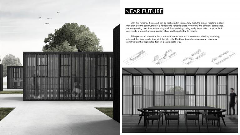 Plasticar: Building from trash