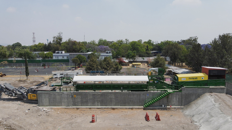 C&D RECYCLING PLANT MEXICO