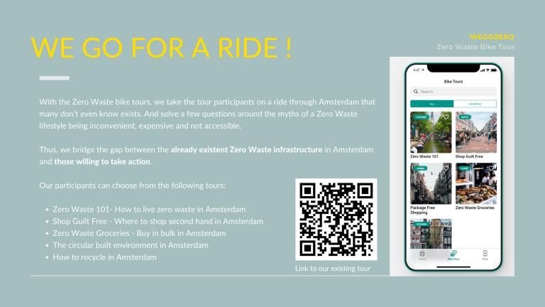 Zero Waste Bike Tours