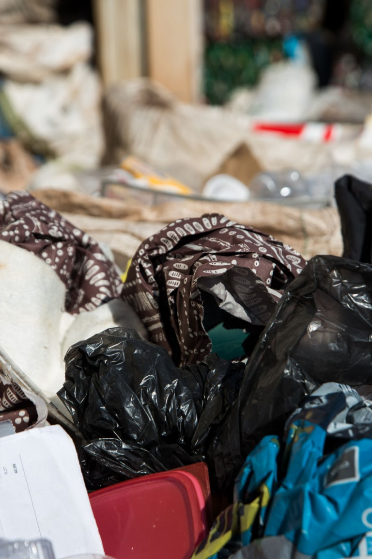Textile Waste Bank
