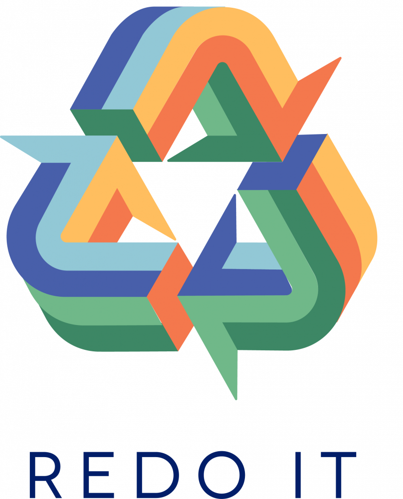 Logo REDO IT, Aylin Quevedo Ortiz, 2021