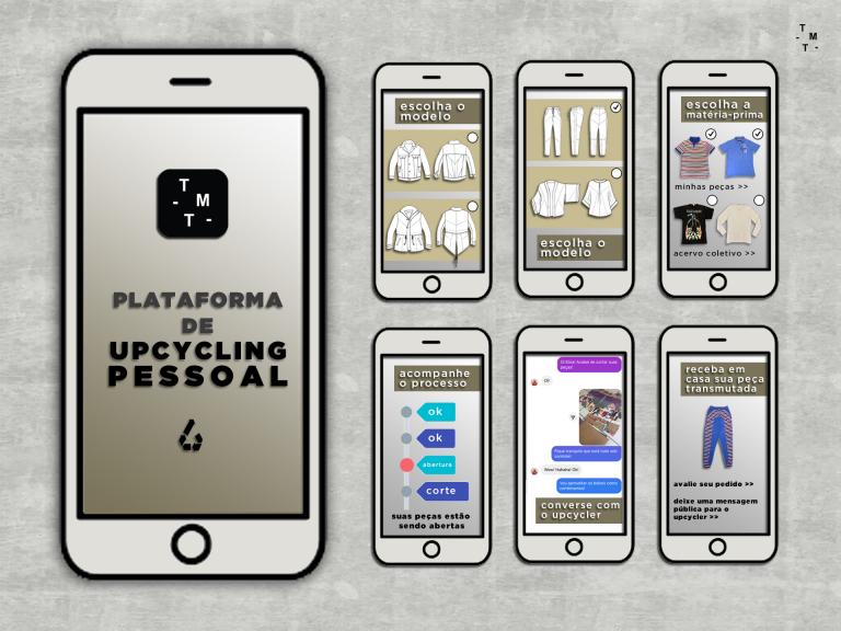 Personal upcycling platform